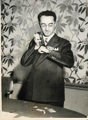 """PHOTO ORIGINALE / THEME """"Bureau scientifique des USA, les premiers essais d'un émetteur radiophonique, 1948"""""""