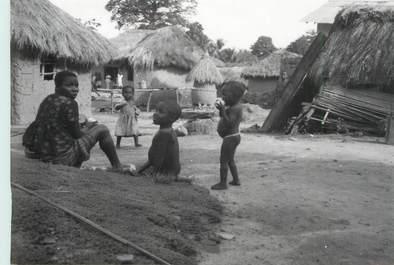 """PHOTO ORIGINALE / AFRIQUE """"Togo, Village de Koutoukpa"""""""