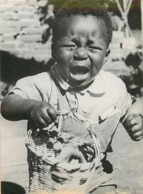 PHOTO ORIGINALE / AFRIQUE / ENFANT