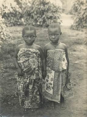 """PHOTO ORIGINALE / AFRIQUE """"Togo, petites filles"""""""