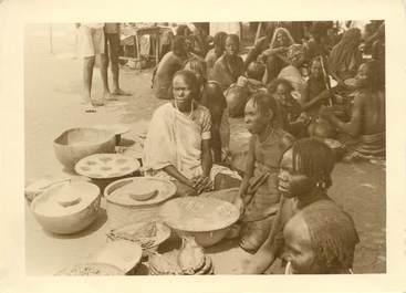 """PHOTO ORIGINALE / AFRIQUE """"Préparation du repas"""""""