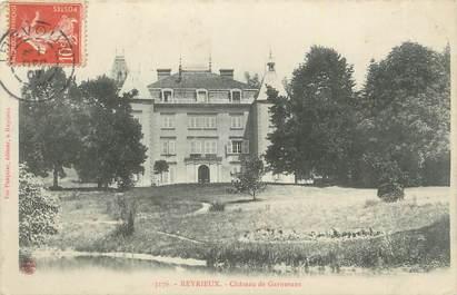 """CPA FRANCE 01 """" Reyrieux, Château de Garnerans""""."""
