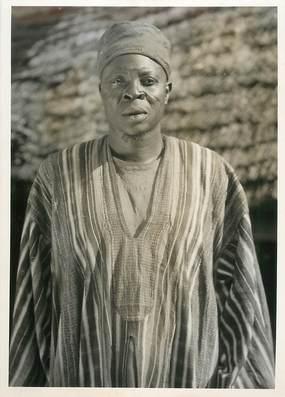 "PHOTO ORIGINALE / AFRIQUE ""Togo, type Cotocoli"""