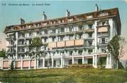 """01 Ain CPSM FRANCE 01 """" Divonne les Bains, Le nouvel hôtel""""."""