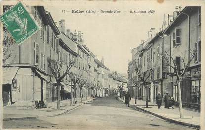 "CPA FRANCE 01 "" Belley, Grande rue""."