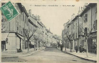 "CPA FRANCE 01 "" Belley, Grande rue""."