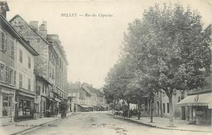 "CPA FRANCE 01 "" Belley, Rue des Capucins""."