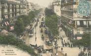 """75 Pari CPA FRANCE 75002 """"Paris, bld Montmartre """""""