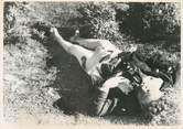 """Photograp Hy PHOTO ORIGINALE / ALBANIE """"1937, ancien ministre de l'intérieur tué d'un coup de feu"""""""