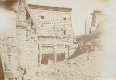 "PHOTO ORIGINALE / EGYPTE ""Louxor, Temple de Ramsès II"""