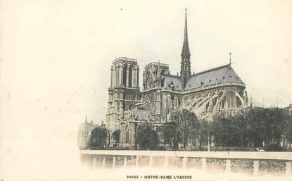 """CPA FRANCE 75004 """"Paris, Notre Dame"""""""