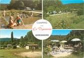 "24 Dordogne CPSM FRANCE 24 ""Tursac, Campiing Le Pigeonnier""."