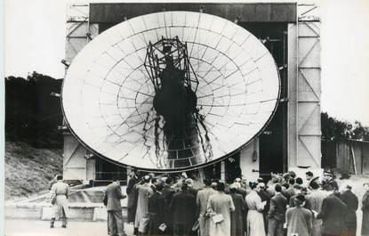 """PHOTO ORIGINALE / ALGERIE """"Inauguration d'un four solaire"""""""