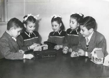 """PHOTO ORIGINALE / ARGENTINE """"Anniversaire des quintuplés d'Argentine, 1950"""""""