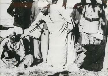 """PHOTO ORIGINALE / EGYPTE """"Le Caire, après la collision entre deux vapeurs"""""""