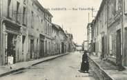 "81 Tarn CPA FRANCE 81 ""Carmaux, Rue Victor Hugo""."