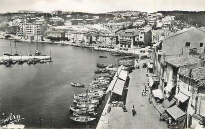 "CPSM FRANCE 13 ""Cassis, Le port""."