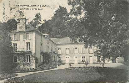 """CPA FRANCE 14 """"Hérouville St Clair""""."""