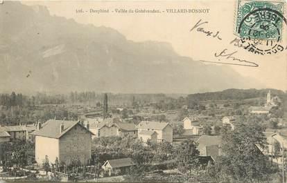 "CPA FRANCE 38 ""Villard Bonnot""."
