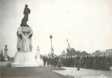"""PHOTO ORIGINALE / MADAGASCAR """"1935, Célébration du 40ème anniversaire de l' expédition"""""""