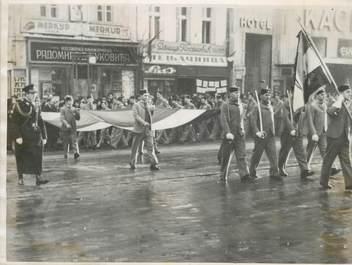 "PHOTO ORIGINALE / YOUGOSLAVIE ""Belgrade, 20 ème anniversaire de la Yougoslavie, L'Union des Serbes, 1938"