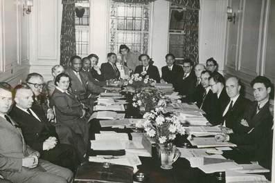 """PHOTO ORIGINALE / GRANDE BRETAGNE """"Le Comité de la paix mondiale à Londres"""""""