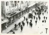 "Photograp Hy PHOTO ORIGINALE / INDE ""Bombay, la police anglaise charge la foule, 1942"""