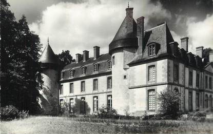 """CPSM FRANCE 45 """"Malesherbes, Le château""""."""