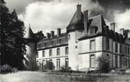 """45 Loiret CPSM FRANCE 45 """"Malesherbes, Le château""""."""
