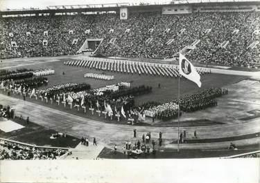 """PHOTO ORIGINALE / RUSSIE """"Moscou, les Jeux Olympiques au stade Lénine"""" / JO"""