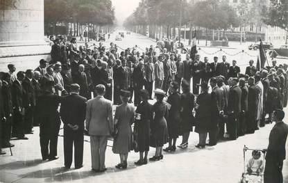 """PHOTO ORIGINALE / BELGIQUE """"les Ex maquisards belges"""""""