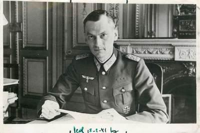 """PHOTO ORIGINALE / ALLEMAGNE """"1941"""""""