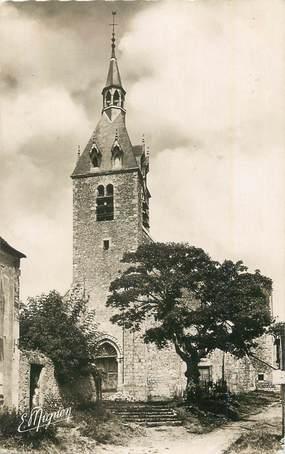 """CPSM FRANCE 45 """"Châteaurenard, L'église""""."""