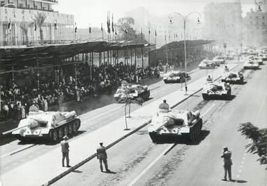 """PHOTO ORIGINALE / EGYPTE """"Le Caire, 7ème anniversaire de la révolution, 1959"""""""