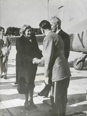 """PHOTO ORIGINALE / YOUGOSLAVIE """"Conférence à Belgrade, 1948"""""""