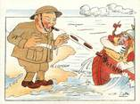 Militaire CPA GUERRE 1939/1942 / Caricature / Humour