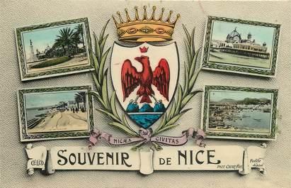 "CPA FRANCE 06 ""Nice, Souvenir"""