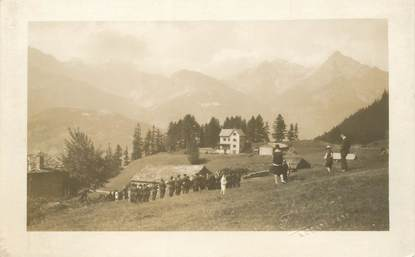 "CARTE PHOTO FRANCE 73 ""Modane"""