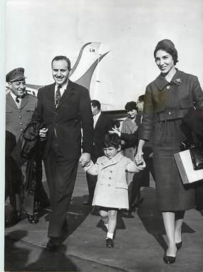 "PHOTO ORIGINALE / TUNISIE ""Habib Bourguiba, 1958"""