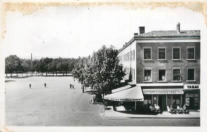 """CPSM FRANCE 69 """"Villefranche sur Saône, Place de la Libération""""."""