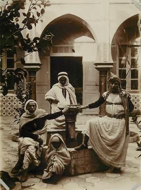 PHOTO ORIGINALE / AFRIQUE DU NORD Scènes et Types