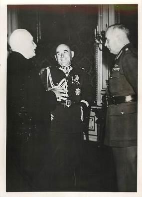 """PHOTO ORIGINALE / POLOGNE """"Varsovien le Général Ironside"""""""