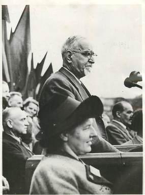 """PHOTO ORIGINALE / AUTRICHE """"Manifestation du parti socialiste autrichien à Vienne, 1947"""""""
