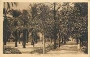 "83 Var CPA FRANCE 83 "" Hyères, Le jardin Alphonse Denis""."