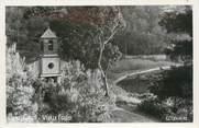 """83 Var CPSM FRANCE 83 """" Ile de Port Cros, Vieille église""""."""