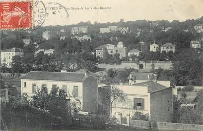 """CPA FRANCE 92 """"Sèvres, vue générale des Villas Brancas"""""""