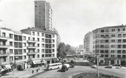 """CPSM FRANCE 83 """" Toulon, Place Noël Blache""""."""
