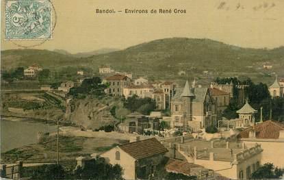 """CPA FRANCE 83 """"Bandol, Environs de René Cros """"."""