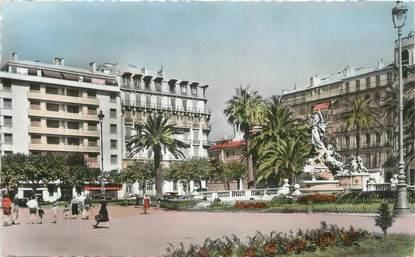 """CPSM FRANCE 83 """"Toulon, Place de la Liberté""""."""