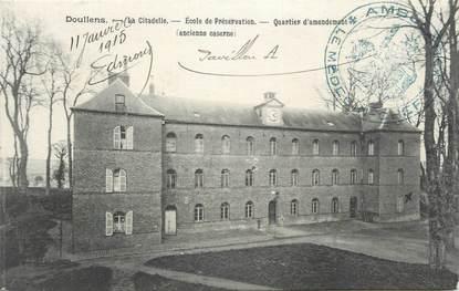 "CPA FRANCE 80 "" Doullens, La citadelle""."